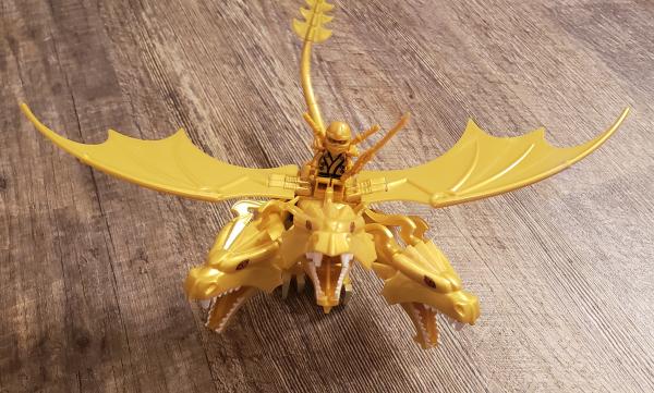 Ninjago Golden Dragon Master